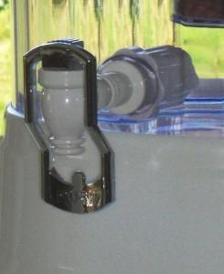 Zapfhahn PureWaterPot Wasserfilter