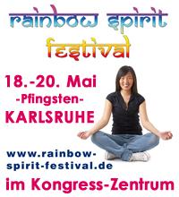 Rainbow Spirit Festival Karlsruhe